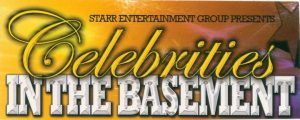 Celebrities In The Basement logo