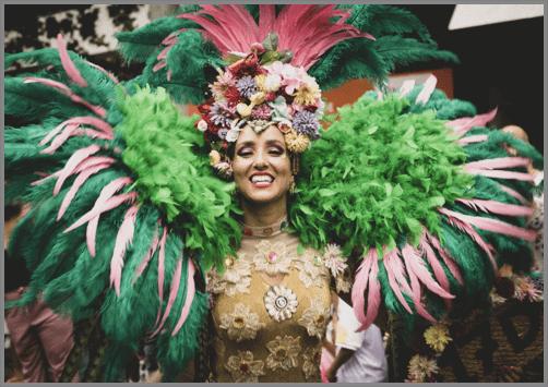 carnival festive