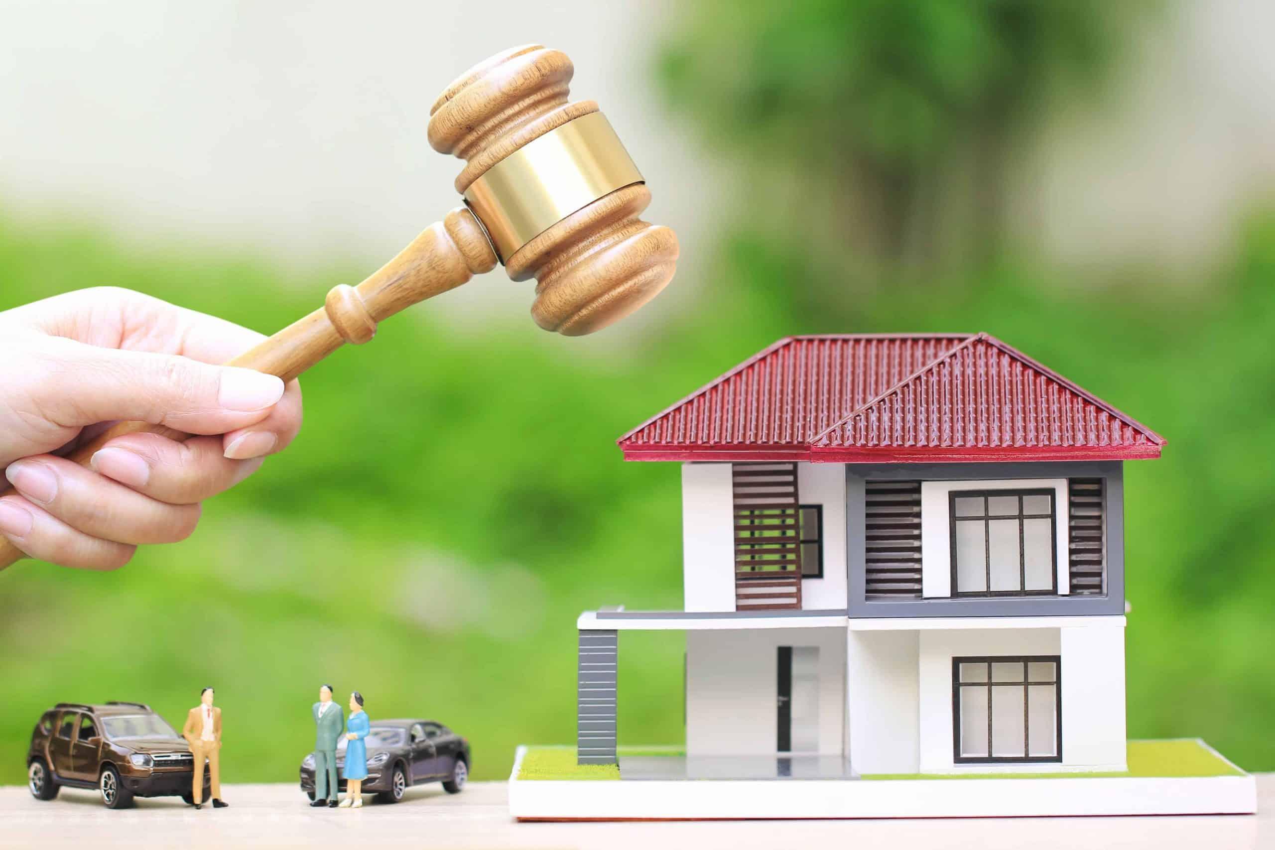 mortgage holder