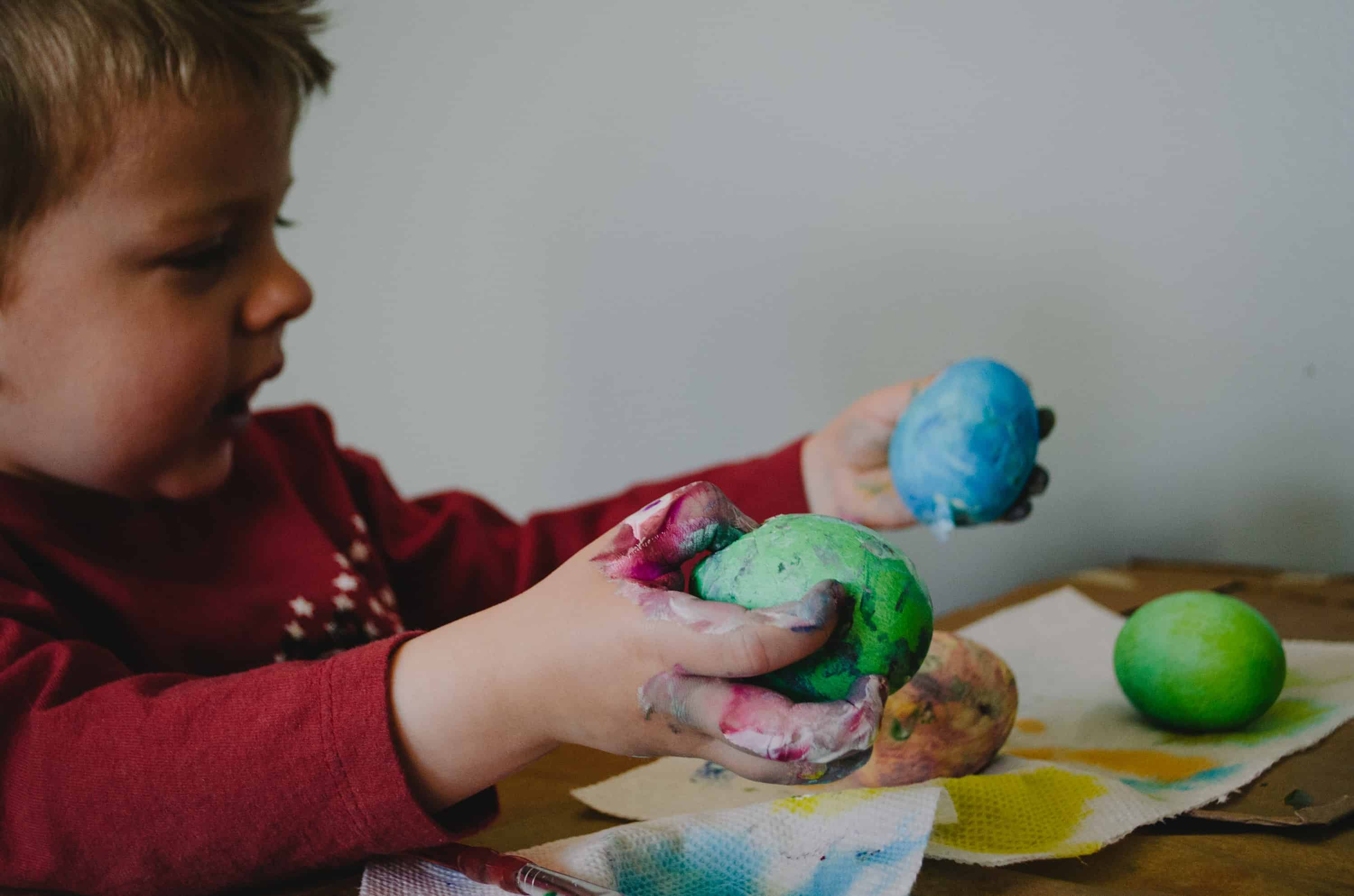 craft project with your kids